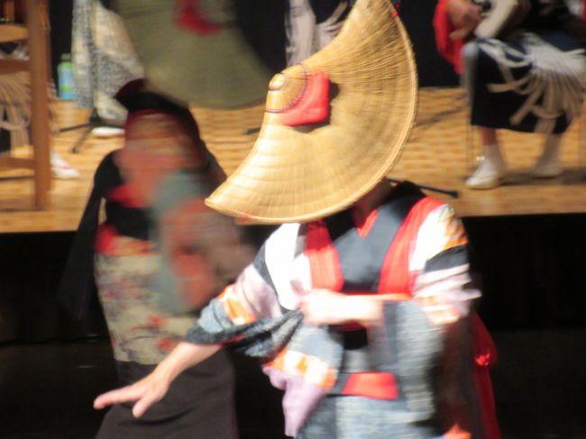 お盆が近くなりました。いや、新盆の地域では、既にお盆期間に入っているのでしょう。<br />お盆は、先祖の霊を迎えて死者と生者が共に過ごす風習のようですが、それを体現するような盆踊りが秋田県羽後町に伝承されているそうです。夜を徹する本番の踊りを見るのは大変なので、毎月第二土曜日に行われているという実演を見に行きました。そして、その後、三途の川を渡ることに……。
