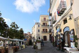 美しき南イタリア旅行♪ Vol.11(第1日)☆Agropoli:「アグロポリ旧市街」古代ギリシャの都市名と教会とパノラマ♪