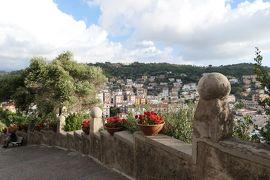 美しき南イタリア旅行♪ Vol.12(第1日)☆Agropoli:「アグロポリ旧市街」フェスタフラワーとパノラマ♪