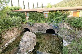 美しき南イタリア旅行♪ Vol.13(第1日)☆Paestum:ミシュラン1星リストランテ「ラ・トラぺ」黄昏の美しい庭園♪