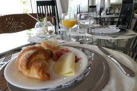 美しき南イタリア旅行♪ Vol.17(第2日)☆Agropoli:「リゾート・サン・フランチェスコ」の朝食♪