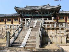 釜山'17~700番のバスで仏国寺へ