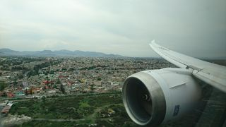 ANA直行便。CDMX(Mexico City)で寝て過ごしました ーCDMX(メキシコシティ)到着編ー