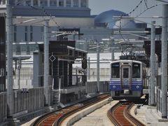 2018年7月北陸おでかけパスの旅2(えちぜん鉄道新高架区間乗車)
