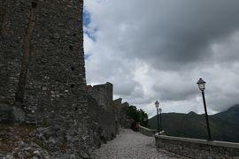 美しき南イタリア旅行♪ Vol.22(第2日)☆Aieta:イタリア美しき村「アイエータ」古城周囲展望台からパノラマ♪