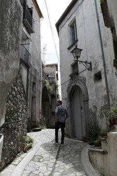 美しき南イタリア旅行♪ Vol.23(第2日)☆Aieta:イタリア美しき村「アイエータ」旧市街は美しい♪