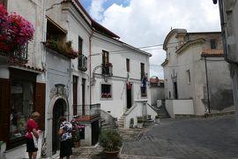 美しき南イタリア旅行♪ Vol.25(第2日)☆Aieta:イタリア美しき村「アイエータ」小さな大聖堂♪