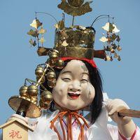 猛暑の中、佐原の大祭・夏祭りへ