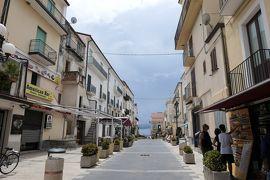 美しき南イタリア旅行♪ Vol.27(第2日)☆Diamante:「ディアマンテ」旧市街は美しい♪