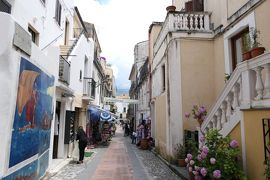 美しき南イタリア旅行♪ Vol.28(第2日)☆Diamante:「ディアマンテ」旧市街のメインストリート♪