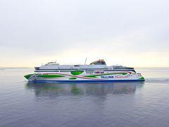 【フィンランド湾】往路はエケロライン、復路はタリンクシリアライン(ヘルシンキ~タリン)