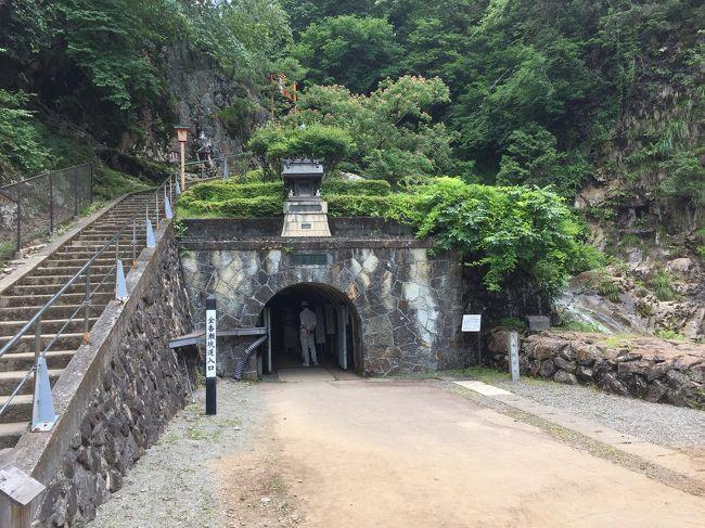 生野銀山と丹波に車でいってきました。<br />生野銀山はとても涼しくて、夏にはもってこいの場所でした。