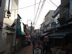 昭和満載の谷中銀座商店街とうなぎ