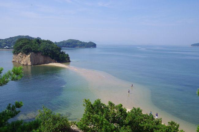 フォトジェニックな景色を求めて…3連休の女子一人旅♪ オシャレな海外の島を訪れてる気分になれた、初めての小豆島編