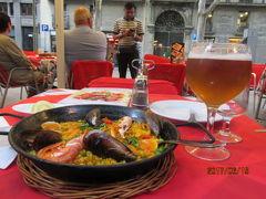 イベリア周遊の旅(190)スペイン最後の夕食。