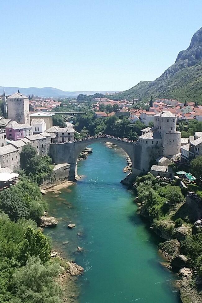 ■ ボスニアヘルツェゴビナの旅(8) < モスタル >