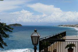 美しき南イタリア旅行♪ Vol.29(第2日)☆Diamante:「ディアマンテ」旧市街先端部から絶景のティレニア海♪