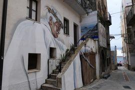 美しき南イタリア旅行♪ Vol.30(第2日)☆Diamante:「ディアマンテ」旧市街さまよい歩く♪