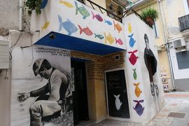 美しき南イタリア旅行♪ Vol.31(第2日)☆Diamante:「ディアマンテ」旧市街は美しい絵がいっぱい♪