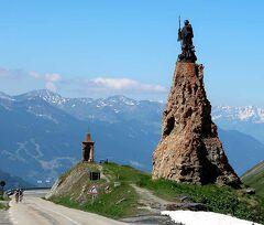 団塊夫婦5回目の世界一周絶景の旅―フランス編(1)フランスアルプスドライブ前編・プティ・サン・ベルナール峠を越えてヴェニの谷へ
