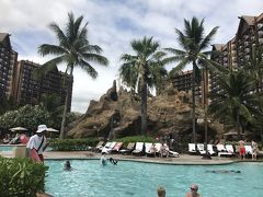 2018年 ─ 女子旅 in Hawaii ─ ④ 念願のアウラニ ♪