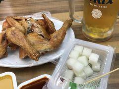 暑すぎて食べる事しかしなかった1人韓国旅行(1日目)