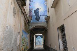 美しき南イタリア旅行♪ Vol.32(第2日)☆Diamante:「ディアマンテ」旧市街の美しい絵は芸術品♪
