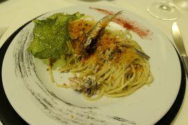 美しき南イタリア旅行♪ Vol.33(第2日)☆Diamante:ディアマンテのレストラン「A'Cucchiarella」イワシのスパゲティーは絶品♪