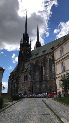 チェコ - ボヘミア・モラビアへのドライブ旅行10日間 - その2(ブルノ)