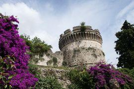 美しき南イタリア旅行♪ Vol.35(第2日)☆Belvedere Maritimo:ベルヴェデーレ・マリッティモの古城「アラゴン城」♪