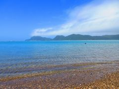 台風8号が接近した奄美大島の旅
