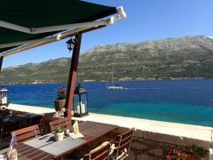 紺碧のアドリア海 クロアチア12日間 ④コルチュラ フヴァル