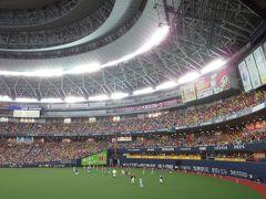 [野球] 野球を見る旅-大阪編-(2018.7.13)