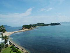 瀨戸内の旅 その② 鳴門から高松経由で小豆島へ。 大塚国際美術館と小豆島エンジェルロード。