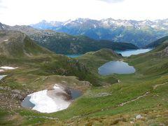 スイス・ハイキングの旅 2018夏(速報版 1)