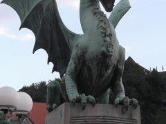 2-3エティハド航空5フライト8か国周遊:夕方からリュブリャナを巡る