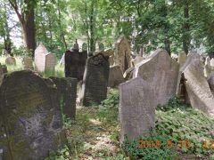春のチェコとウィーンを巡る(チェコ編) 4 2日目② プラハ② パリ通りとユダヤ人地区