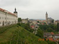 春のチェコとウィーンを巡る(チェコ編) 6 3日目� クトナー・ホラ
