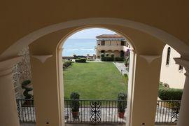 美しき南イタリア旅行♪ Vol.39(第2日)☆Cittadella del Capo:「Palazzo del Capo」優雅な貴族の雰囲気♪