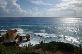 美しき南イタリア旅行♪ Vol.41(第2日)☆Cittadella del Capo:「Palazzo del Capo」美しい庭園から大波のティレニア海♪
