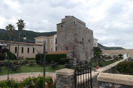 美しき南イタリア旅行♪ Vol.46(第3日)☆Cittadella del Capo:「Palazzo del Capo」庭園で朝の散歩♪