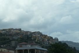 美しき南イタリア旅行♪ Vol.47(第3日)☆Cittadella del CapoからFiumefreddo Bruzioへ♪