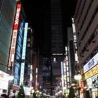 新宿〜ぶらりぶらりと行く繁華街〜