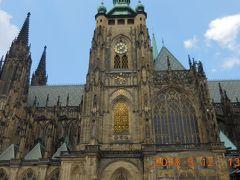 春のチェコとウィーンを巡る(チェコ編) 9 4日目② プラハ⑤ マラー・ストラナからプラハ城
