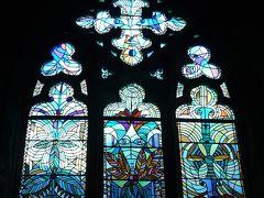 転職記念!?でヨーロッパ周遊 その24 ステンドグラスの素敵な光と庭園の街メッスを観光