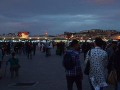 夫婦モロッコの旅(ワルザザードからカサブランカ)