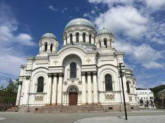 バルト三国 ヘルシンキの旅 ⑤ カウナス街歩き・スーパーを探検~ビリニュス観光の続き