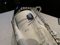06.和・洋・中華3カ所のレストランを楽しむエクシブ湯河原離宮1泊 イタリア料理 マレッタの夕食 憧れのクリスタルとオーパスワンを楽しみました