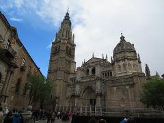 ポルトガル・スペインのローカルな町からローマへ     21 - 15 - 2       トレド ⇒ マドリッド