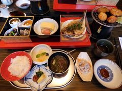 07.和・洋・中華3カ所のレストランを楽しむエクシブ湯河原離宮1泊 日本料理 湯河原 華暦の朝食
